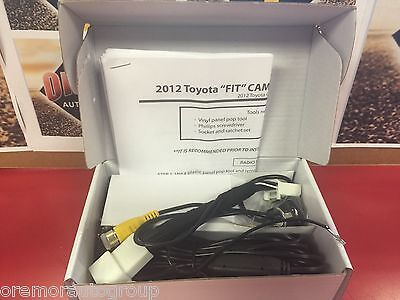 'PLUGandGO' Integrated Backup Camera System for Toyota 2012-2014 Camry