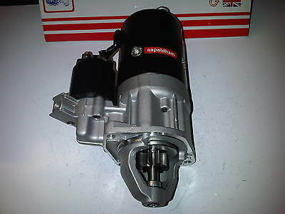 Peugeot Boxer Starter Motor 3.0 D and HDi 2008-2018 2.5kW *2 Year Warranty* OE