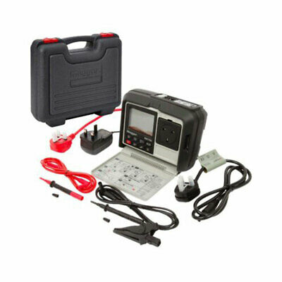 Megger PAT150 Fully Calibrated Portable Appliance PAT Tester with RCD Testing