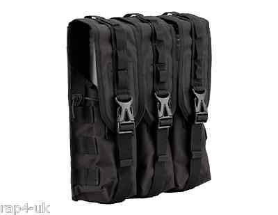 DYE Paintball Locking Pouch 3+4 Black [FA8]
