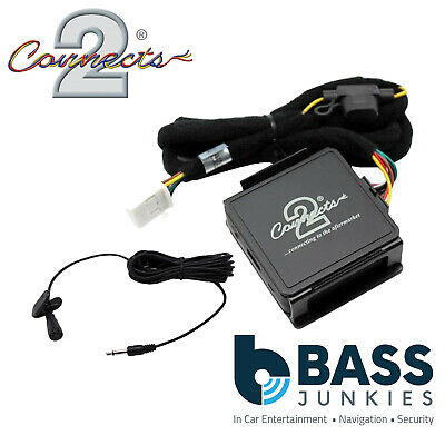 SKU726 For A Lexus LS400 2003 On Bluetooth Music Streaming AUX In Handsfree Kit
