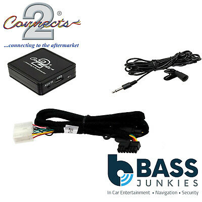 To Fit Lexus LS400 1998-2003 Bluetooth Streaming AUX In Handsfree Car Kit SKU727