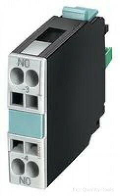 3Rh19211Ca10 - Siemens - Auxiliary Contact, 1No