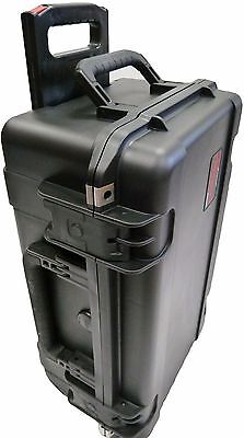 Special Dec. Price Black SKB Case Includes Pelican 1510 foam set - with foam