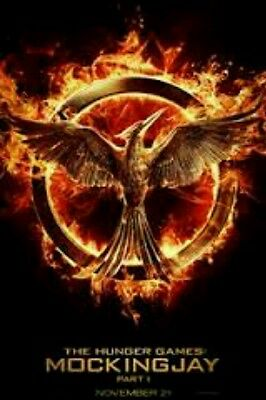 The Hunger Games Mockingjay Part 1 Limited Edition Premere Poster