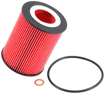 K&N Pro Series Oil Filter PS-7007 (Performance Cartridge Automotive Oil Filter)