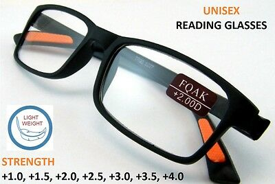 Unisex Fashionable Ultralight Reading Glasses +1.0 +1.5 +2.0 +2.5 +3.0 +3.5 +4.0