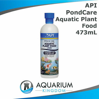 API PondCare Aquatic Plant Food Liquid 473mL Pond Fertiliser Plants Water Lily