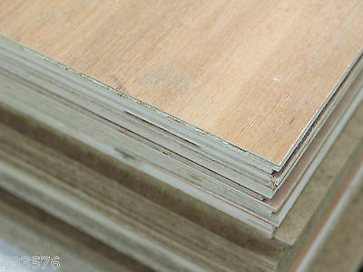 5.5 mm Plywood Exterior WPB Grade - Excellent Quality Lots of Sizes Available