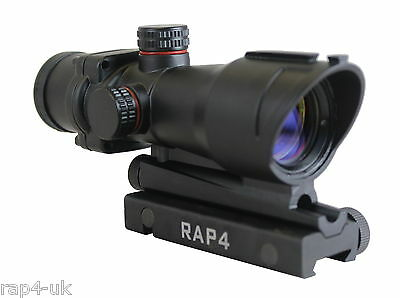 SOCOM 1x30 Red Dot Scope for Paintball / Airsoft / Hunting / Shooting [A5]