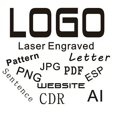 Logo design Laser Engraved on Metal Plastic Or Wooden USB Flash Drive