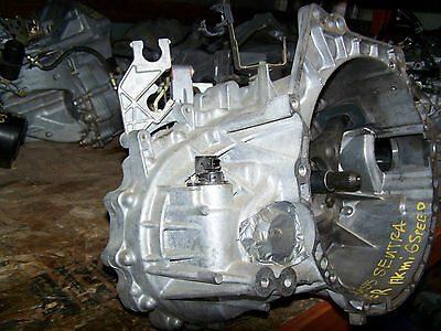 2002-2006 Nissan Sentra SE-R SPEC V 6 Speed Manual Transmission 17kmi Tranny SER