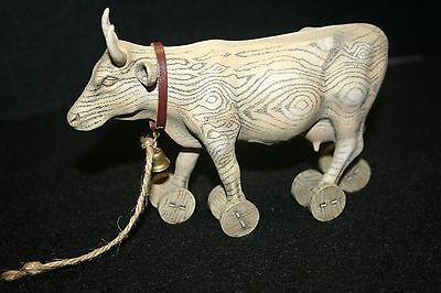 Cow Parade PULL TOY #9130