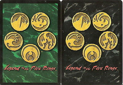 Various L5R Cards - Reign of Blood 83 - 152 - Pick card Legend of Five Rings