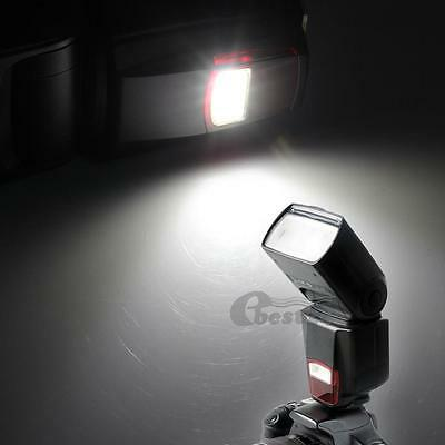LED Speedlight Speedlite Flash Flashgun Light for Canon DSLR Camera Camcorder