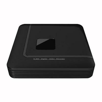 DVR NVR HVR MINI 8 Canali D1 FULL HD Videoregistratore CCTV 8CH CLOUD IP HDMI