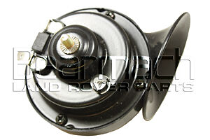 Land Rover Defender High Note 12v Horn - Bearmach - YEB10026