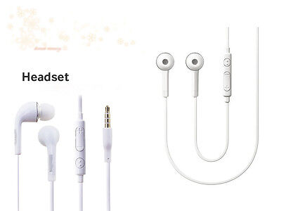 In-Ear Stereo Earbud Headphone Earphone Headset for Samsung Phone With MIC COOL