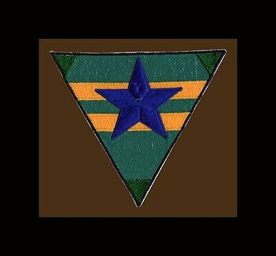Firefly Independents Browncoat rank Patch #2