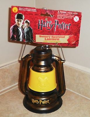 Harry Potter Battery Operated Safety Lantern NWT