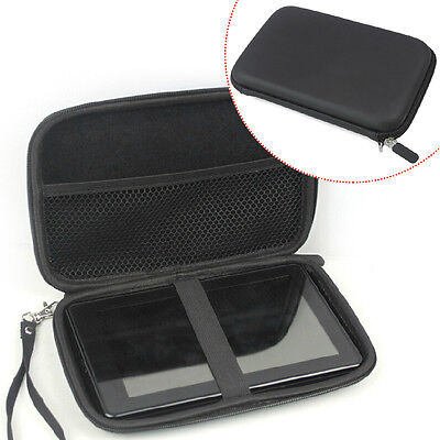 """7"""" Hard Outer Case Cover Shell Carry Bag Protector for 7"""" inch Tablet GPS"""