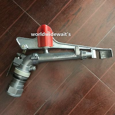 "Brand New High Quality 1 1/2"" Sprinkler Gun-large area Zine Alloy"