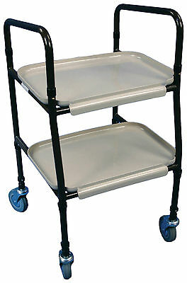 Strolley Trolley - Home Help Kitchen Trolley - Adjustable Height Walking Aid