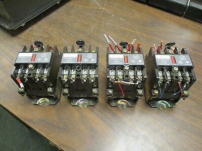 Allen-Bradley Relay 700-N400A1 120V Coil *Lot of 4* Used