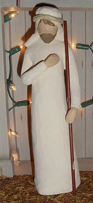 Demdaco Willow Tree Nativity  Replacement piece Joseph NEW++