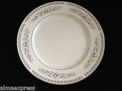 "Fine China of Japan - Monarch #6504 - 10-7/8"" DINNER PLATE"