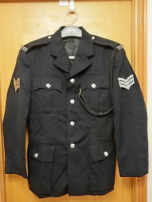 Obsolete Royal Hong Kong Police Force Sergeant Winter Number 1 Dress Tunic