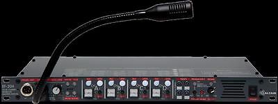 Altair intercom 2 channels, compatible with clearcom
