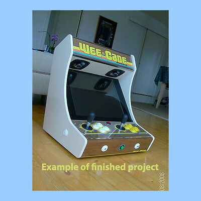 Mame Tabletop Cabinet - Retro Games on your table