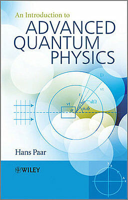 An Introduction to Advanced Quantum Physics Hans P. Paar
