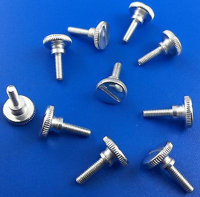 10 X Industrial Sewing Machines Foot SCREW, Thumb Screw For BROTHER JUKI SINGER