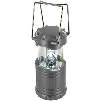 Highlander Compact Bright 7 Led Collapsible Lantern Portable Camping Tent Light