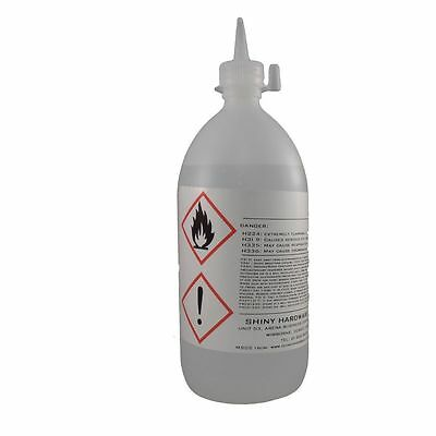 SHL 1 Litre (1000ml) >99.8% High Quality Acetone, CRAB CLAW and SEAL CAP