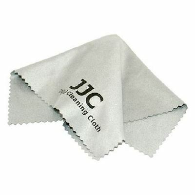 JJC CL-C1 Micro Fibre Cleaning Cloth 17 x 17cm for Camera,Lens,Glasses,Binocular