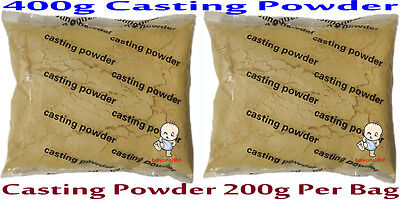 Refill pack for 3D hand and foot print - 400g Casting powder
