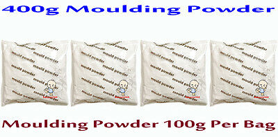 Refill pack for 3D hand and foot print -- 400g Moulding powder