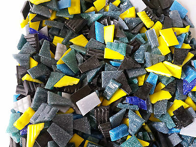 MOSAIC TILE CLEARANCE 3kg Mixed Bags of 2x2cm tiles