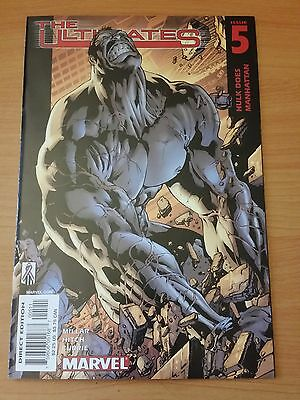 The Ultimates #5 ~ NEAR MINT NM ~ 2002 Marvel Comics
