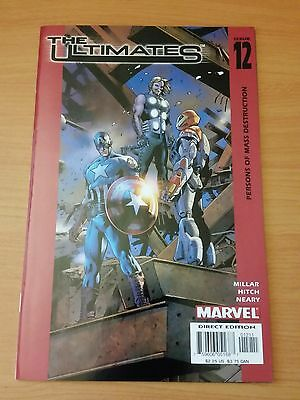 The Ultimates #12 ~ NEAR MINT NM ~ 2003 Marvel Comics