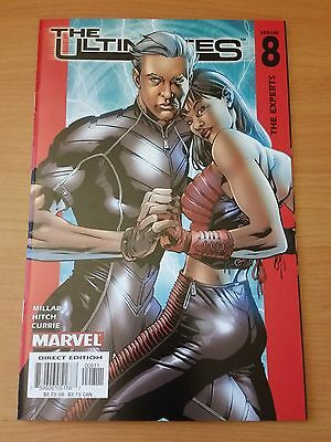 The Ultimates #8 ~ NEAR MINT NM ~ 2002 Marvel Comics