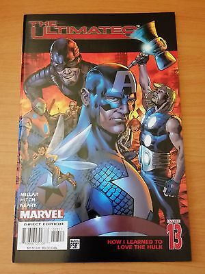 The Ultimates #13 ~ NEAR MINT NM ~ 2004 Marvel Comics