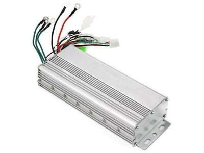 48V 40A 800W Scooter Electric Bicycle Brushless Motor Controller Slivery