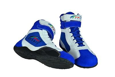 Karting/Go Karting /Race/Rally/Track Boots with artificial leather / suede mix