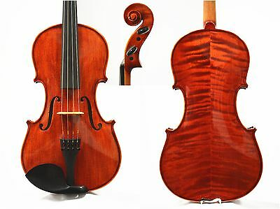 "Fine 15.5"" Viola/ Helicore Strings/ New & Ready To Play"