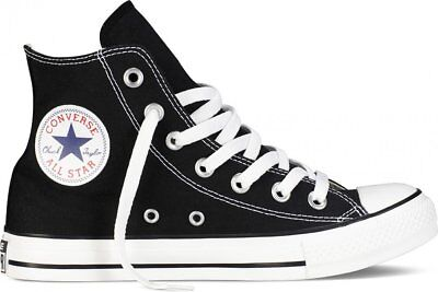Converse All Star Chuck Taylor Black White Hi Top Canvas New In Box M9160