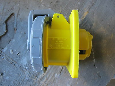 Hubbell 330R4W 30 Amp Pin & Sleeve Receptacle